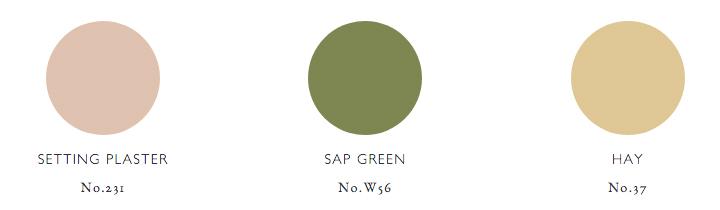 farrow and ball green
