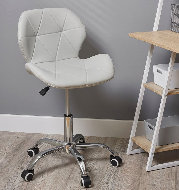The Range Leena Leather Office Chair