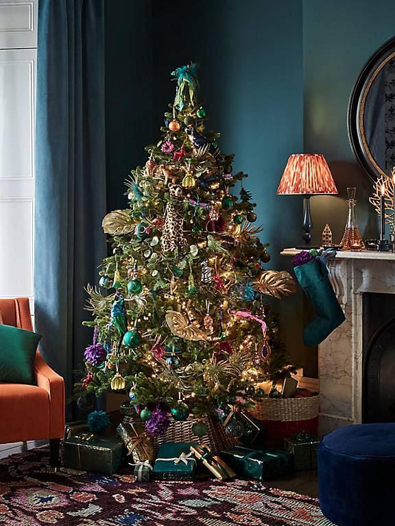 John Lewis Christmas emerald