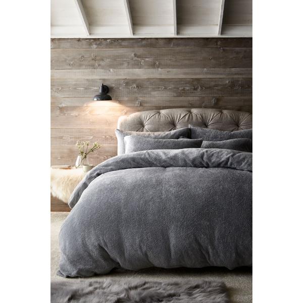 Winter Fleece Duvet Cover