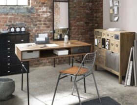 industrial home office desks
