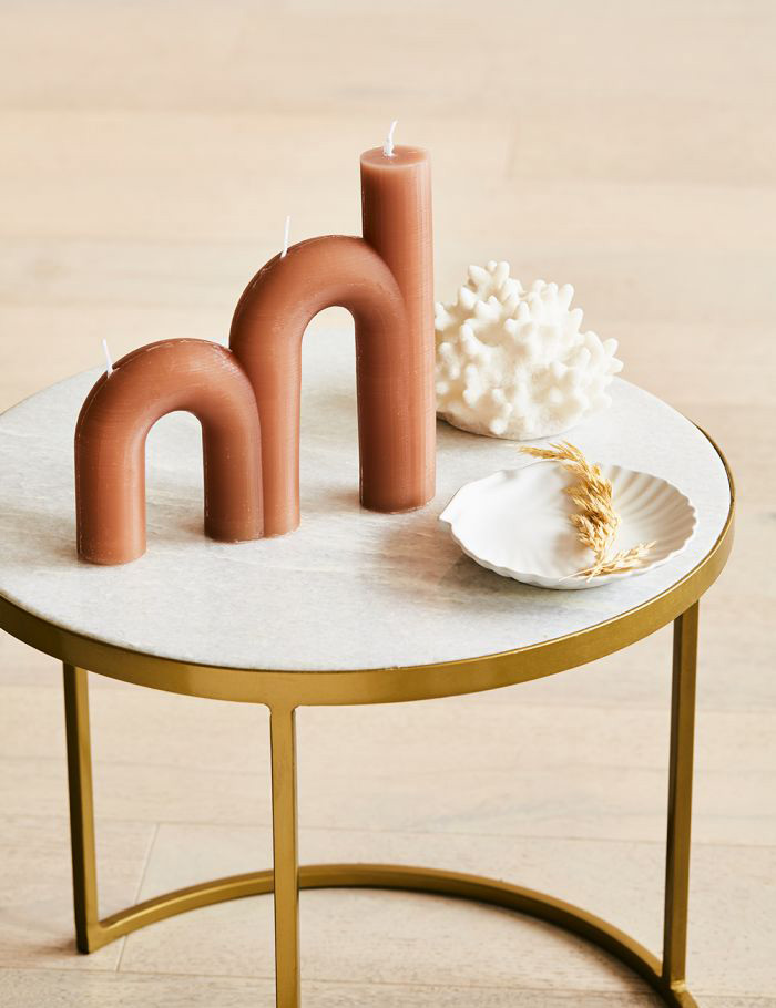 Unusual Shaped Candles