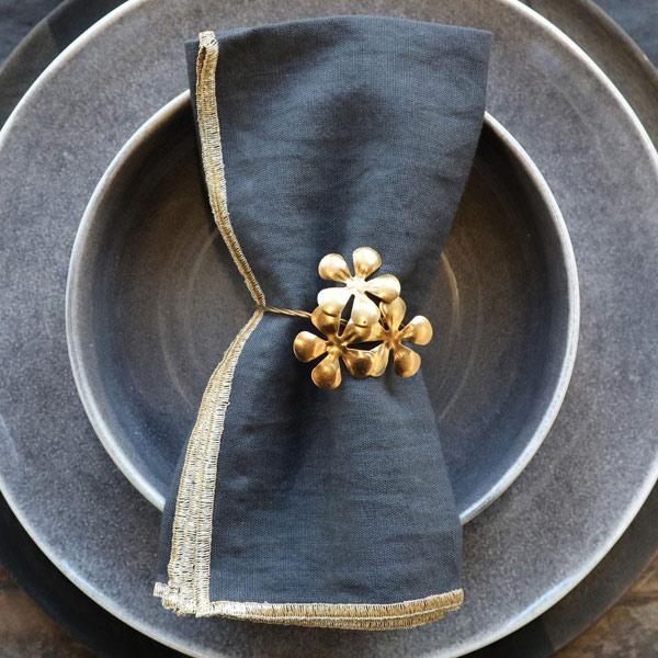 unusual napkin rings