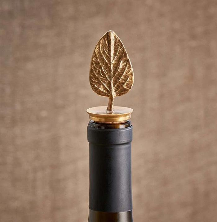 gold leaf bottle opener