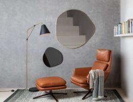 Organic Shaped Mirrors
